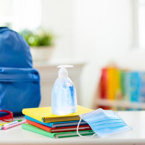 SCHOOL SUPPLIES &  BOOKBAG GIVEAWAY