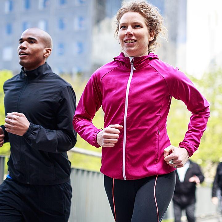 Toujours en couple : jogging