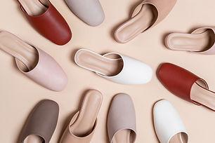 Shoes Composition Top View