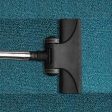 Odkurzanie dywanów
