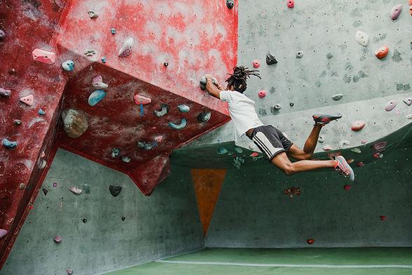 Climbing Wall Extreme