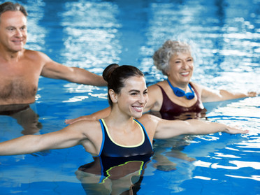 Aquatic Fitness Rising In Popularity