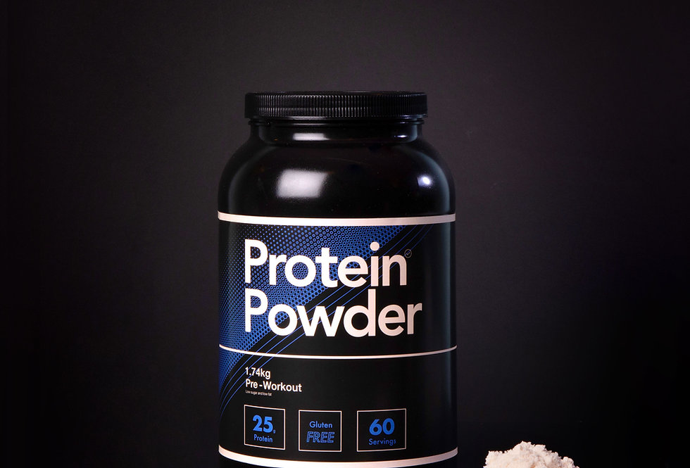 Protein and Supplements Intelligence