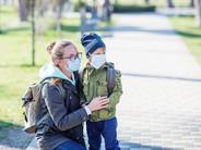 Estudio asegura que la Pandemia agravó o gatilló trastornos mentales en un 42% de las madres