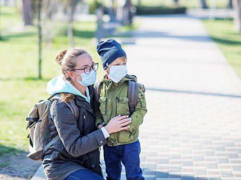 """11 municipios permanecen con """"riesgo medio y alto"""" por la pandemia del coronavirus"""