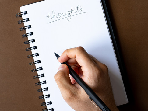 Concepts about Writing - Writing Exercises