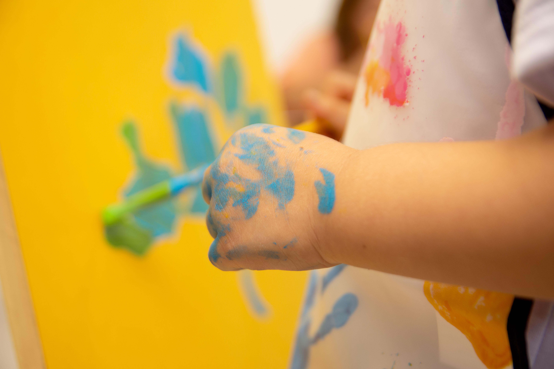 Let's CREATE children's art workshop