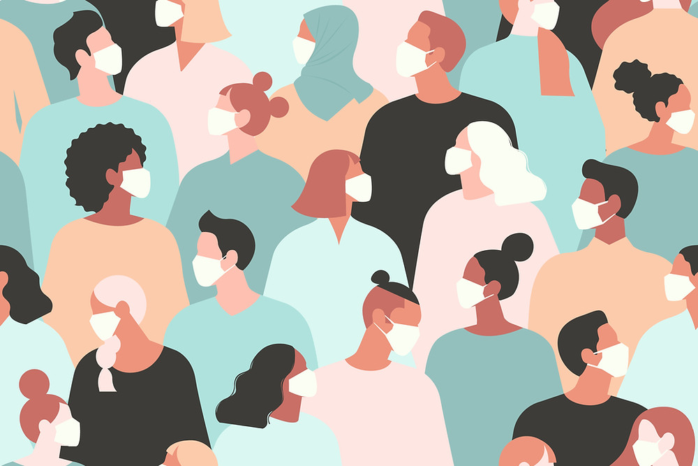 insanlar, illustrasyon