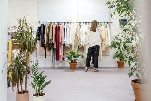 Negozio di vestiti