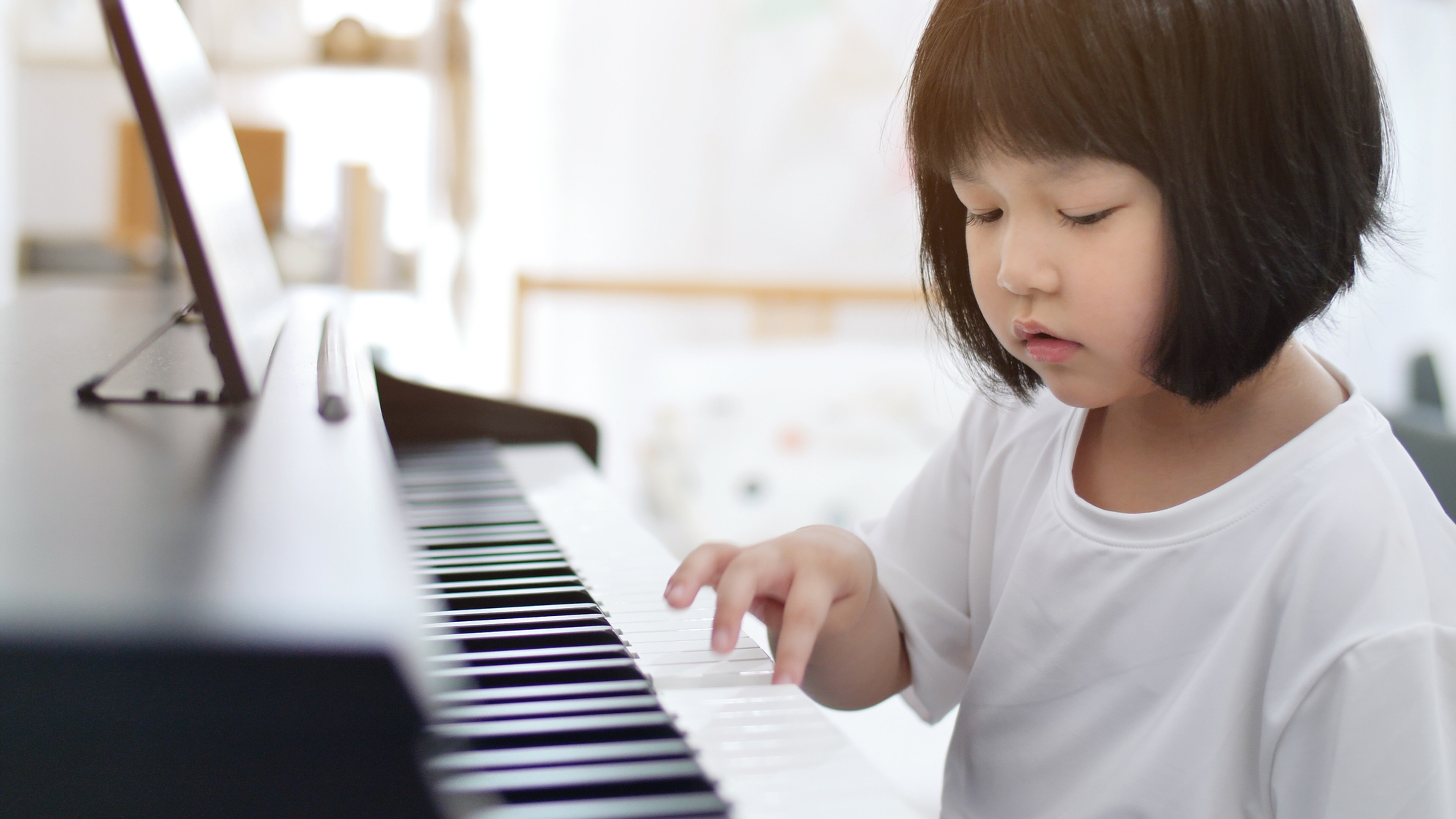 Group Music for 4 year olds