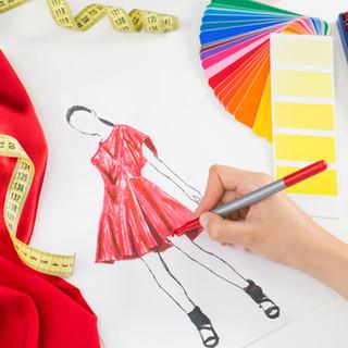 Dessiner une robe
