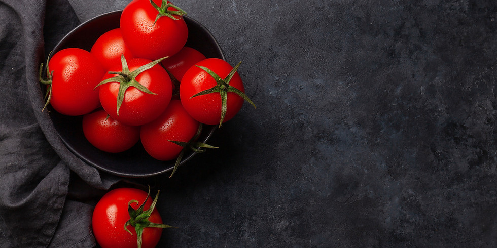 Master Gardener: Tomatoes – Registration Required – Virtual Pre-recorded