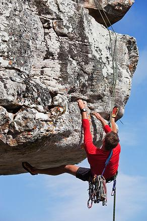 Kaya Tırmanışçısı