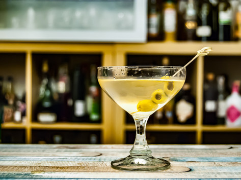 Saturday Writing Prompt -24th July - Cocktail