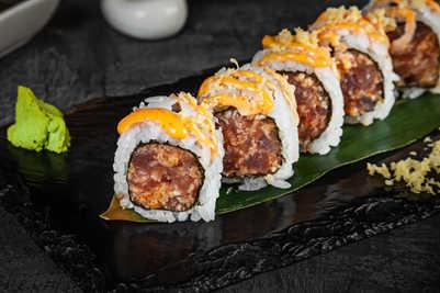 sapicy tuna roll