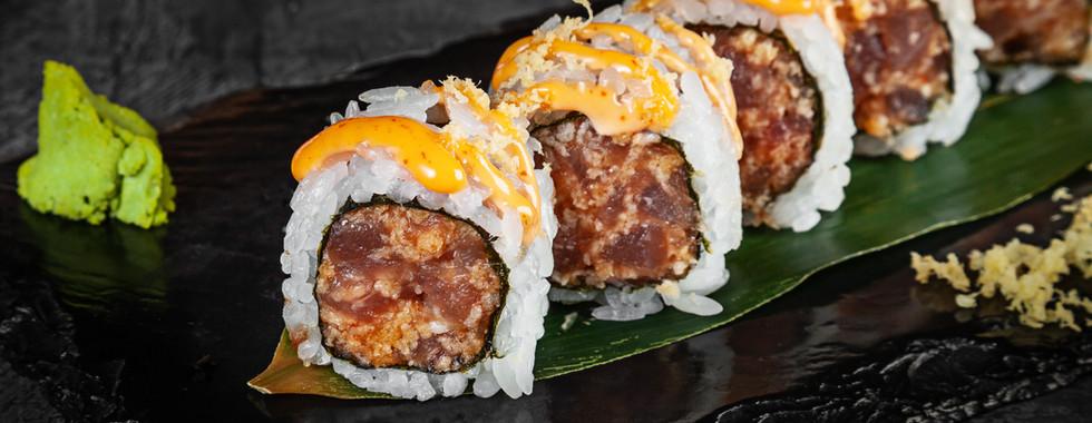 Spicy Tuna Roll