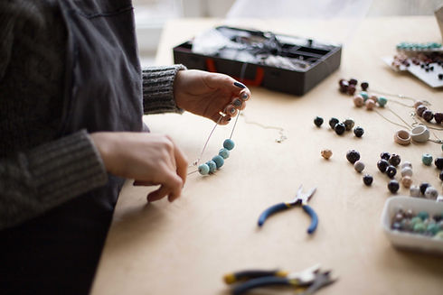 Making a Necklace