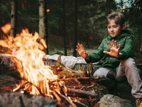 Forest School Spaces: the advantages of outdoor learning