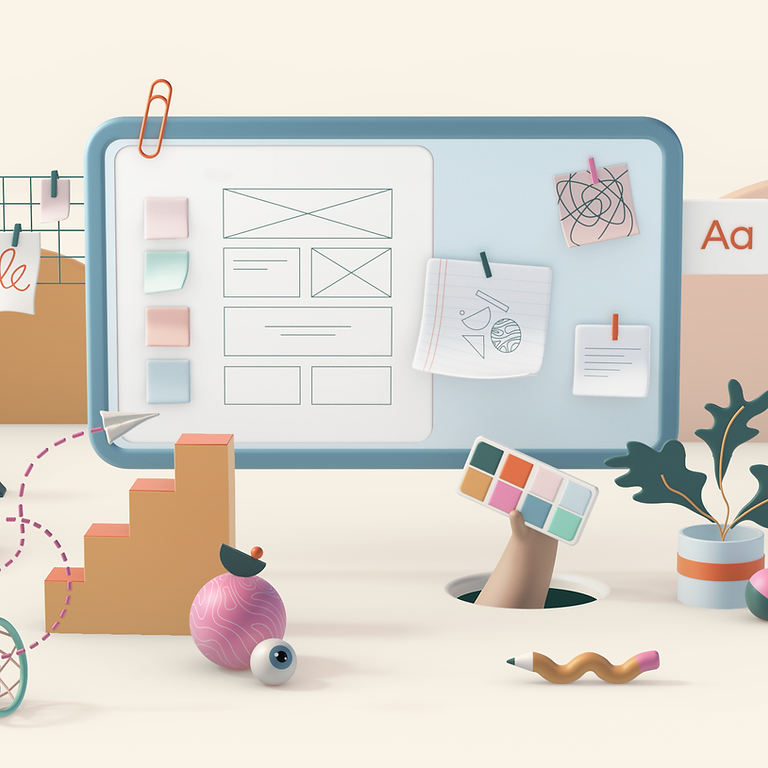 Designing a Professional Website
