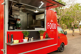 Potravinářské vozidlo