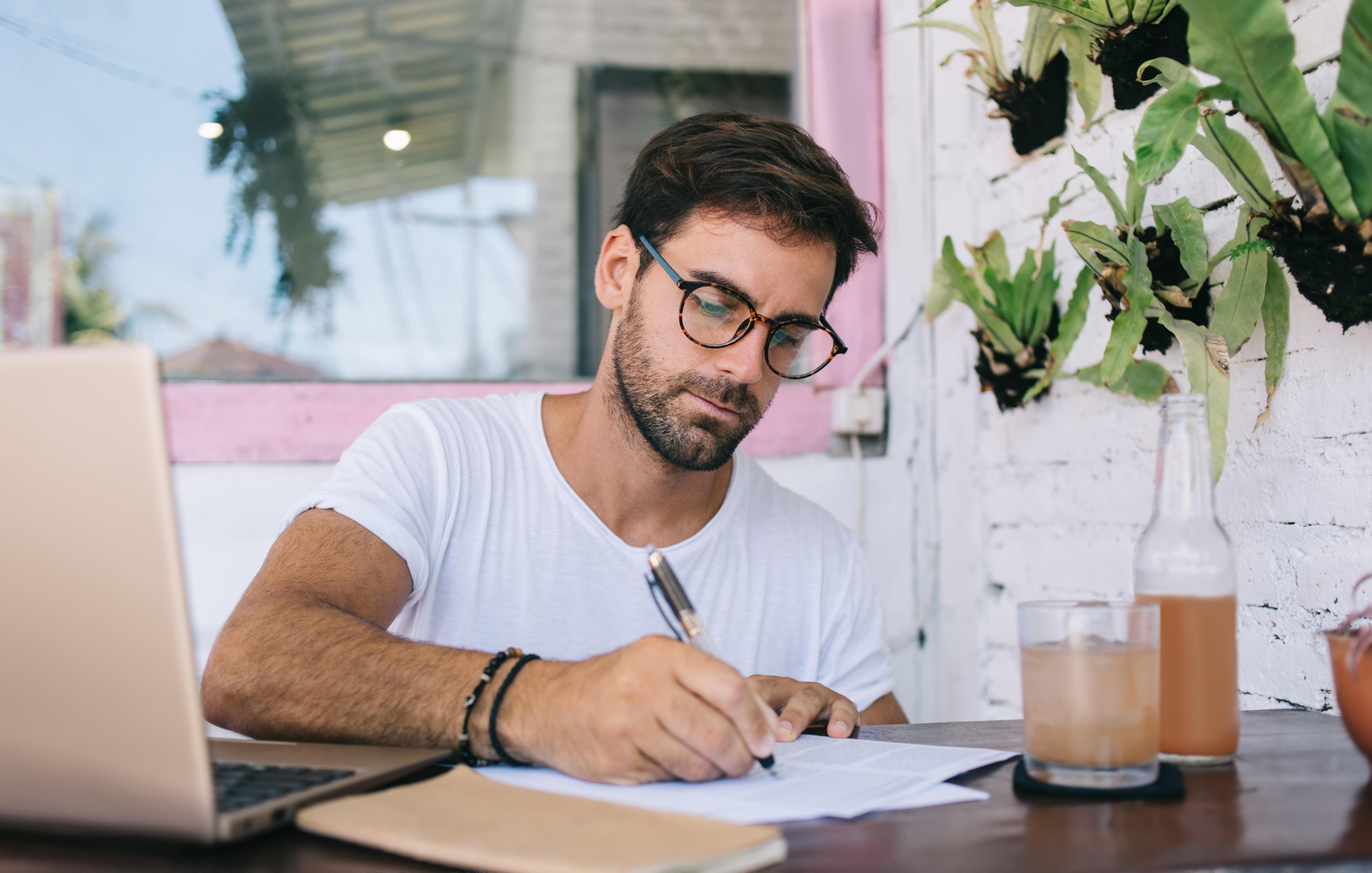 סדנת כתיבת קורות חיים