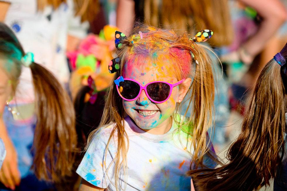 Festival de los colores
