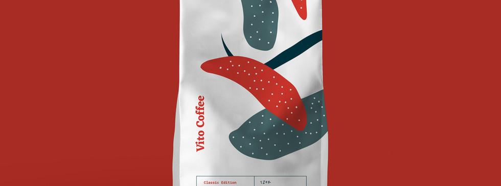 Marken-Kaffeepaket