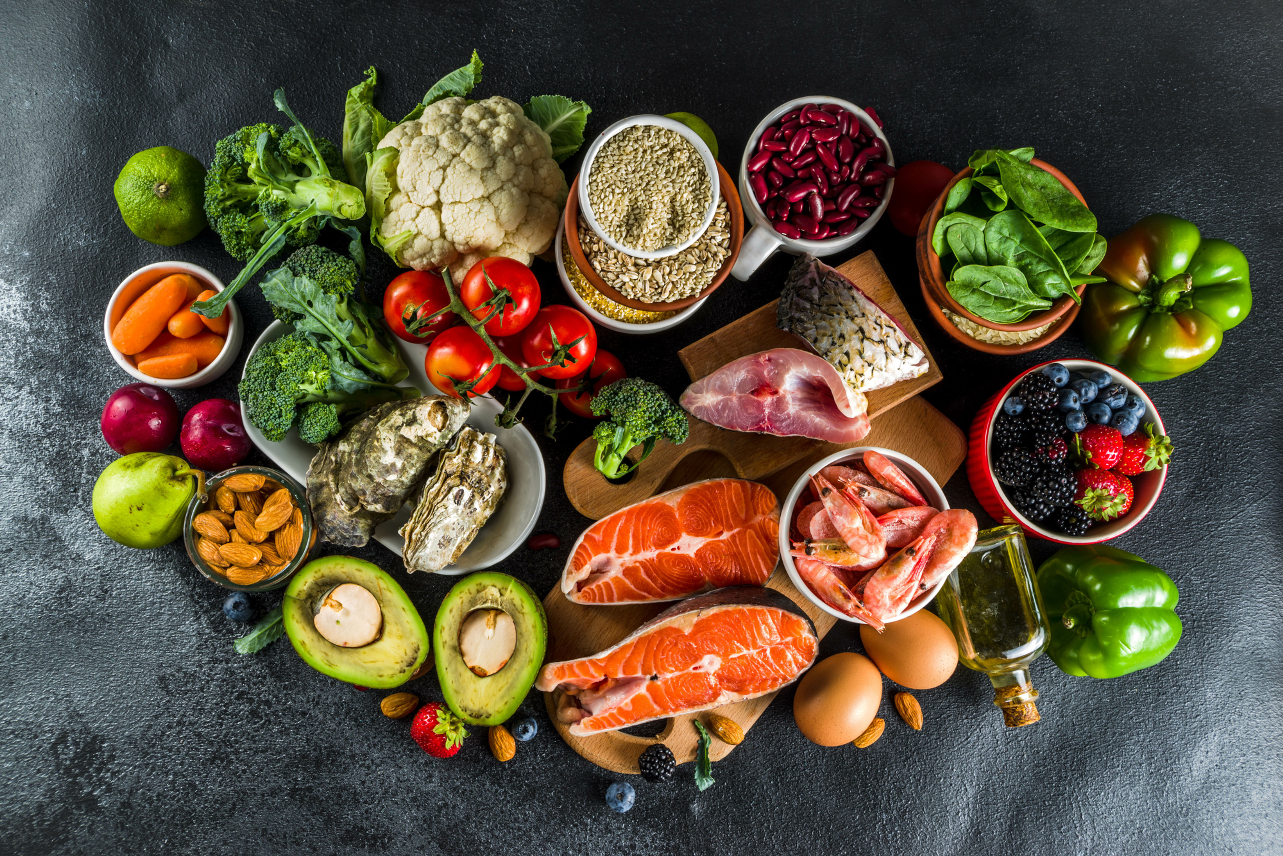 Food Choices to Optimize Mental Clarity
