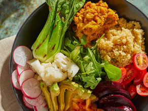 Planning healthy meals for yourself and your family