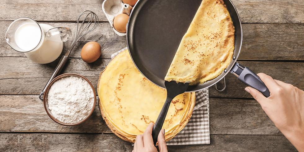 Crêpes et Pâtes à tartiner - Enfants Ados