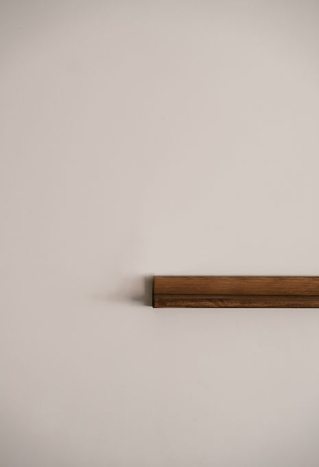 Wood Panel on Wall