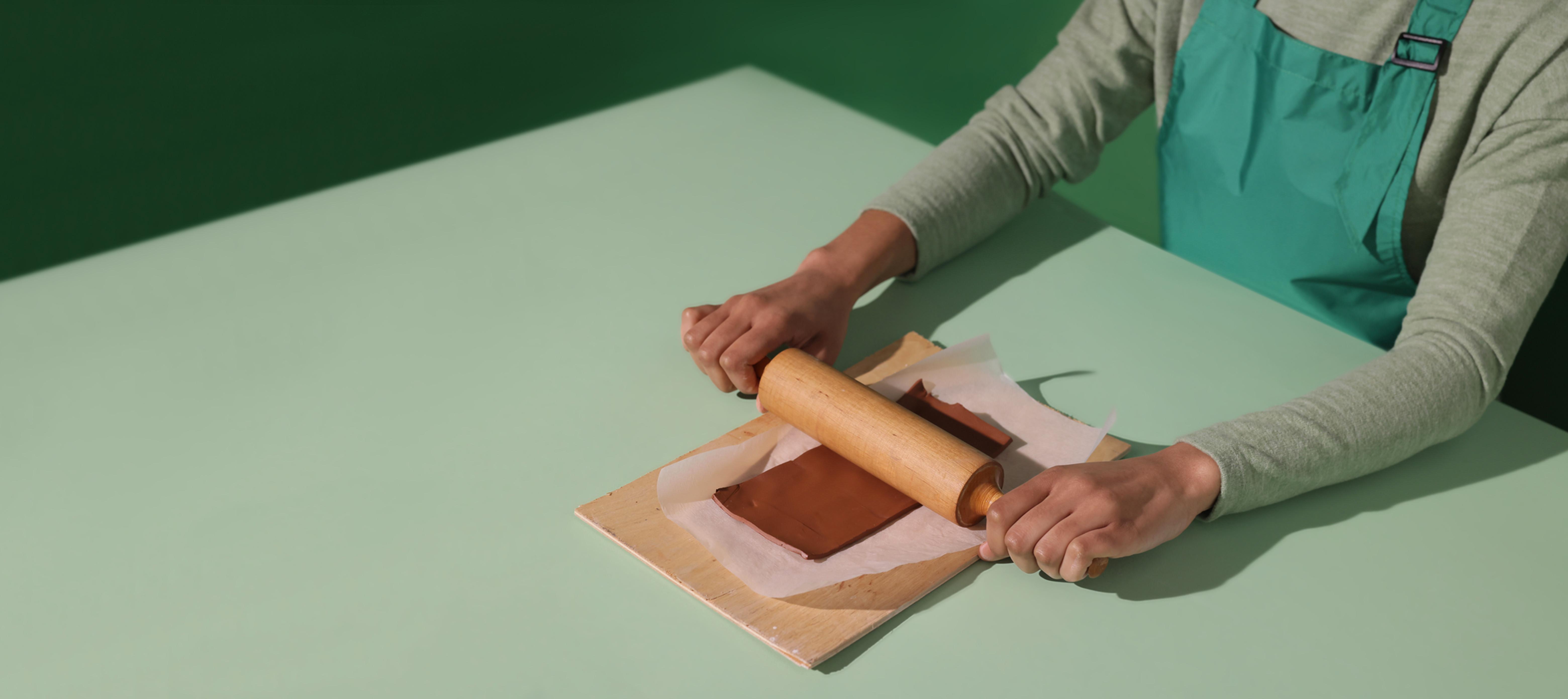 Handbuilding Class- mason stain coils