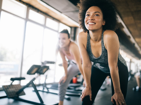 5 Reasons to Get a Workout Partner Right Now