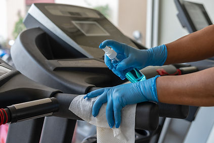 CDC Recommends Steps To Prevent COVID-19 Spread At Gyms