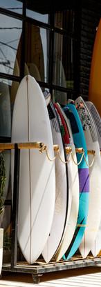 Loja de surfe