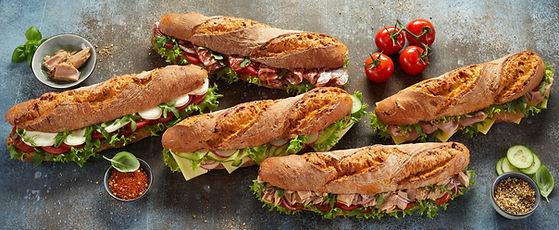Assorted Sandwich