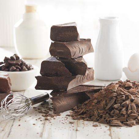 Homemade Raw Dark Chocolate!