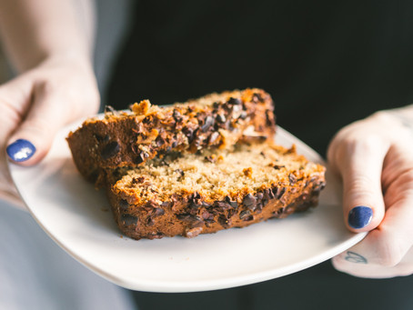 Angie's Protein Carrot Cake