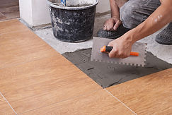 Floor Adhesive for Tiling