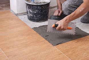 Floor Tiling Instilation