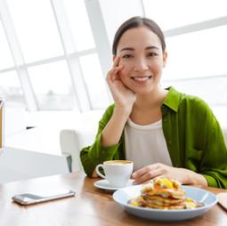 Slow down & savor for optimal health