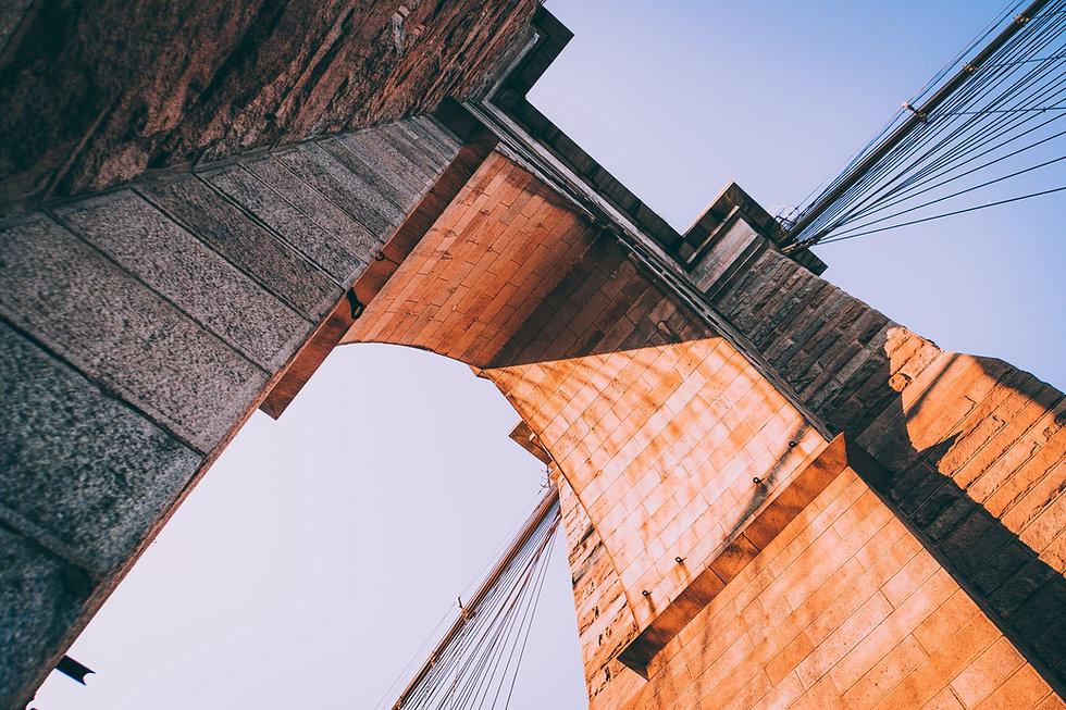 Detalhes da ponte