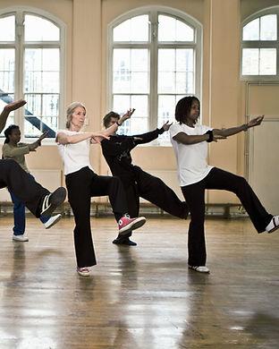 Tai Chi Group Practice