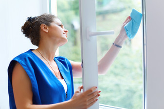 Очистка окна