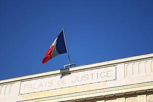 Palais de justice français