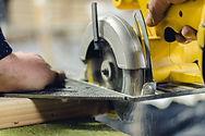 Risques mécaniques liés à l'utilisation de machine et outils