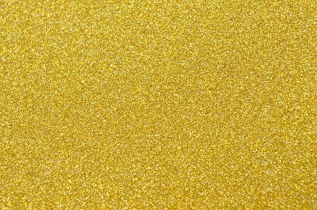 Gold Glitter Textur