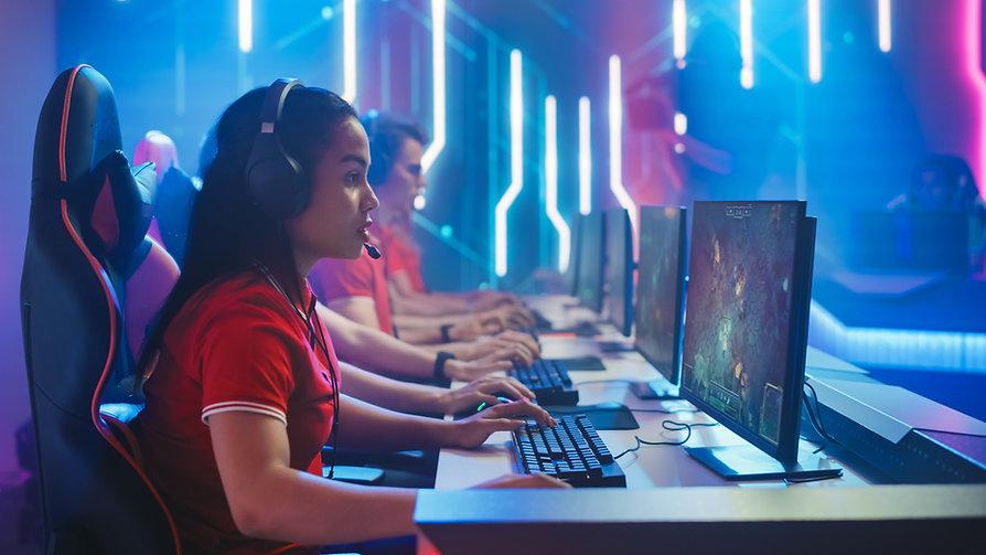 Gaming Event Competitors