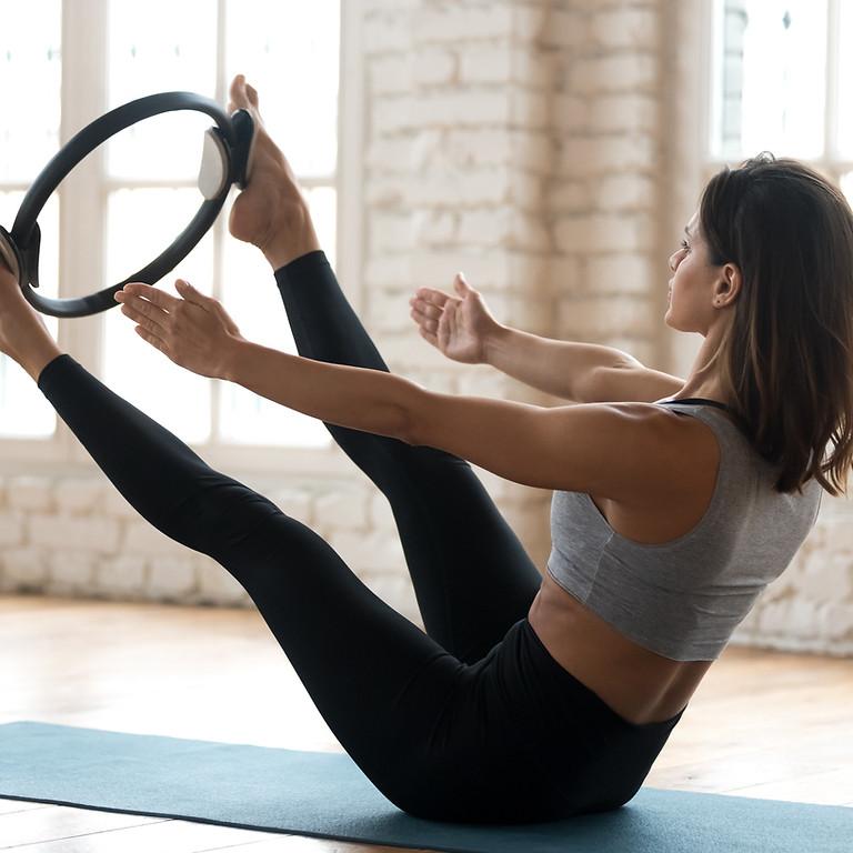 Formação no Método Pilates - Solo e Acessórios