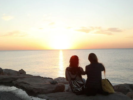 Maailman näyttämö tarjoaa nyt vastakkainasettelua Osa 6./ Rakkaus